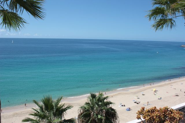Beautiful Holiday Apartments In A Prime Beach Location On The Seafront At Morro Jable