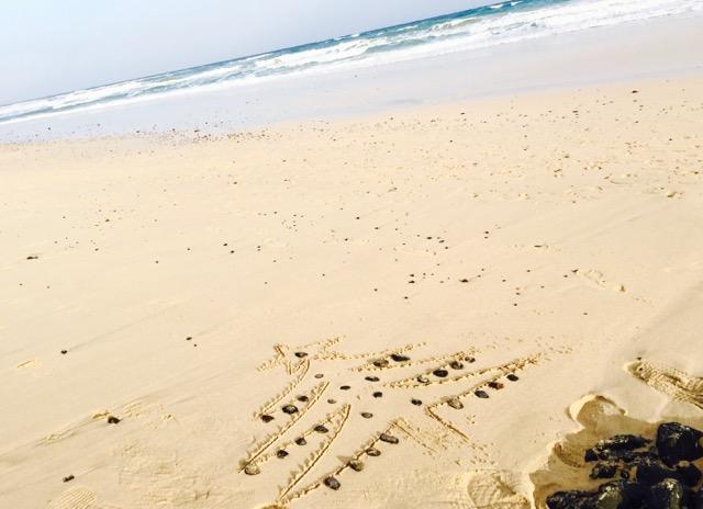 Kann man im Winter im Meer schwimmen auf Fuerteventura?