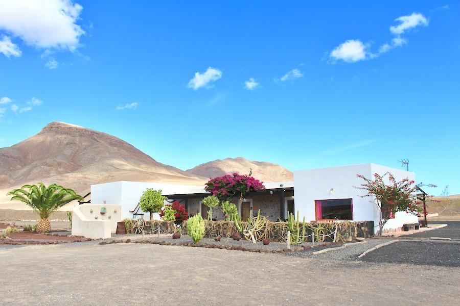 Casa Flor del Volcan