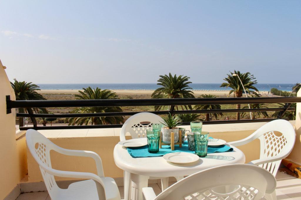 Neu: Jandia Faro Beach Appartement
